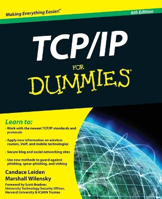 Tcp/IP for Dummies (R), 6th Edition by Candace Leiden