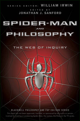 Spider-Man and Philosophy book