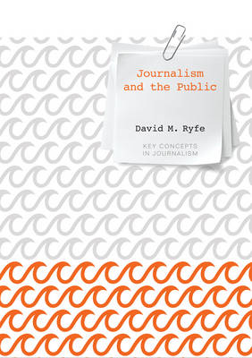 Journalism and the Public book