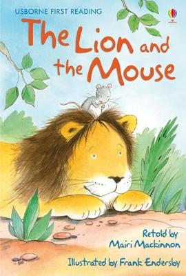Lion And The Mouse by Mairi MacKinnon