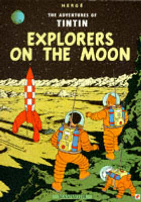 Explorers on the Moon by Herge