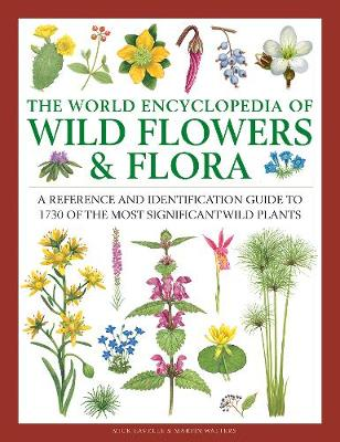 Wild Flowers & Flora, The World Encyclopedia of: A reference and identification guide to 1730 of the world's most significant wild plants by Mick Lavelle