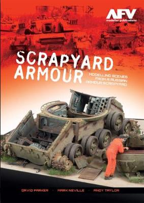 Scrapyard Armour by David Parker