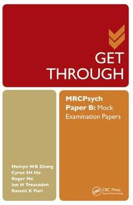 Get Through MRCPsych Paper B book