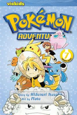 Pokemon Adventures, Vol. 7 (2nd Edition) by Mato