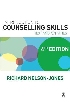 Introduction to Counselling Skills by Richard Nelson-Jones