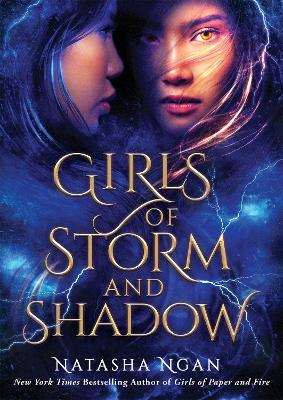 Girls of Storm and Shadow book