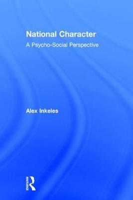 National Character by Alex Inkeles