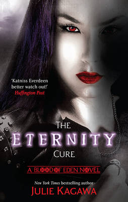 ETERNITY CURE by Julie Kagawa