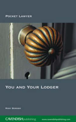 You and Your Lodger by Rosy Border