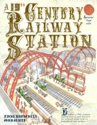 19th Century Railway Station by Fiona MacDonald
