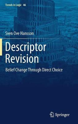 Descriptor Revision by Sven Ove Hansson