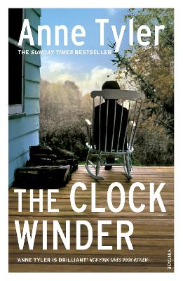 The Clock Winder by Anne Tyler