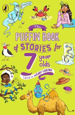 Puffin Book of Stories for Seven-year-olds book