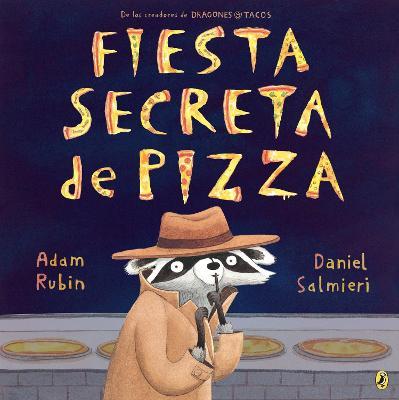 Fiesta secreta de pizza book