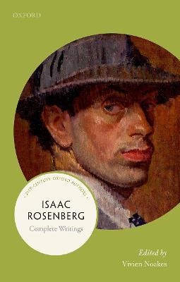 Isaac Rosenberg by Vivien Noakes