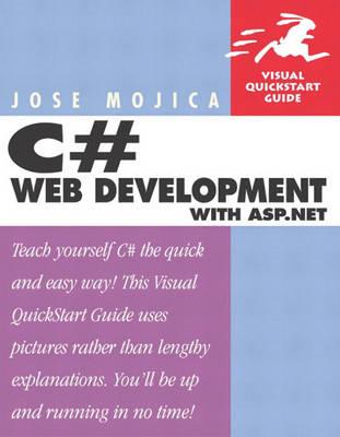 C# Web Development for ASP.NET book