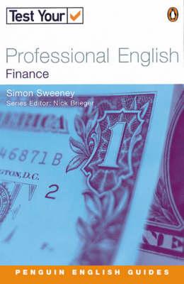 Test Your Professional English NE Finance by Simon Sweeney