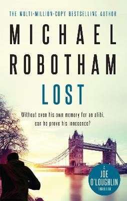 Lost by Michael Robotham