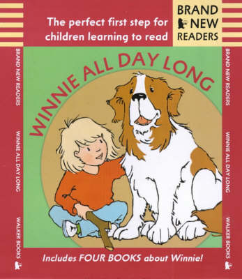 Winnie All Day Long book