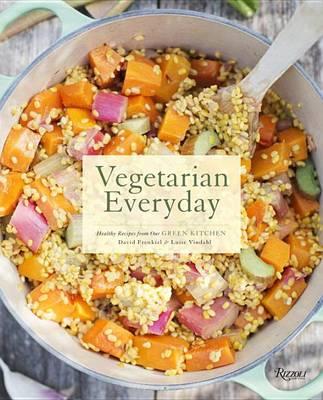 Vegetarian Everyday book