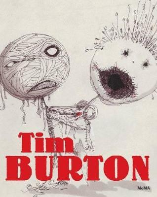 Tim Burton by Ron Magliozzi