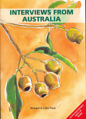 Interviews from Australia by Richard Flack