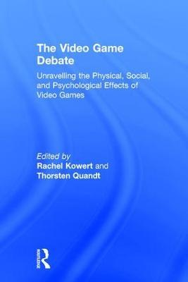 Video Game Debate book
