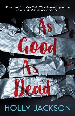 As Good As Dead book