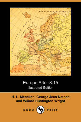 Europe After 8 by George Jean Nathan