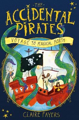 Voyage to Magical North by Claire Fayers