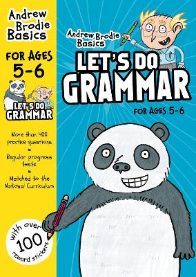 Let's do Grammar 5-6 by Andrew Brodie
