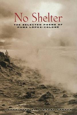 No Shelter by Pura Lopez-Colome