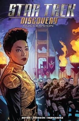 Star Trek Discovery - Succession book