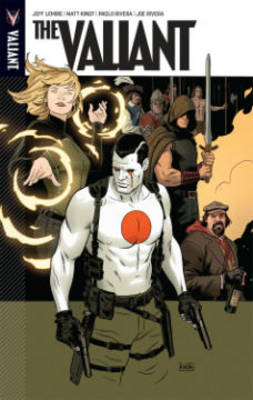 The Valiant by Matt Kindt