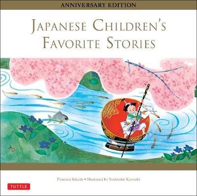 Japanese Children's Favourite Stories by Florence Sakade