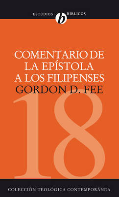 Comentario de la Epistola a Los Filipenses book