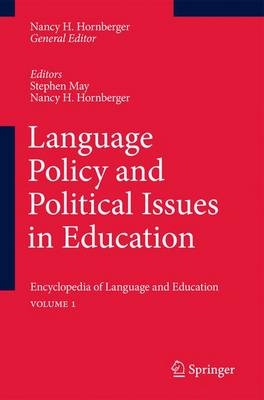 Language Policy and Political Issues in Education by Professor Stephen May