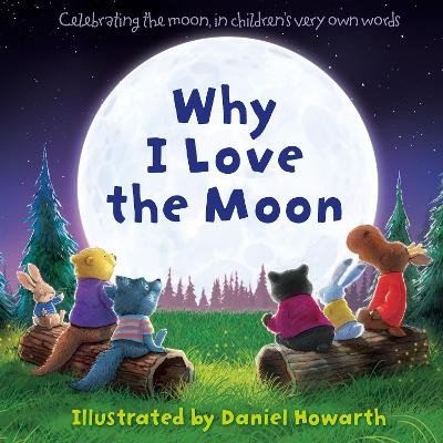 Why I Love The Moon book