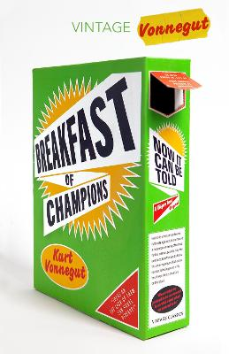 Breakfast Of Champions book