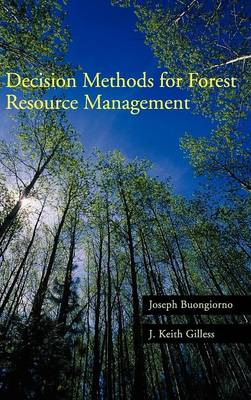 Decision Methods for Forest Resource Management book