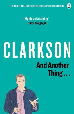 The And Another Thing by Jeremy Clarkson