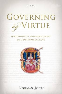 Governing by Virtue by Norman Jones