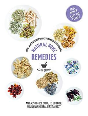 Natural Home Remedies: Hachette Healthy Living book