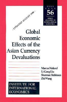 Global Economic Effects of the Asian Currency Devaluations by Marcus Noland