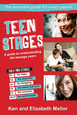 Teen Stages book