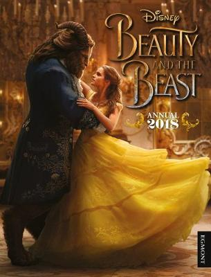 Beauty and the Beast Annual 2018 by Egmont Publishing UK