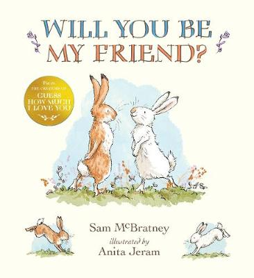 Will You Be My Friend? book
