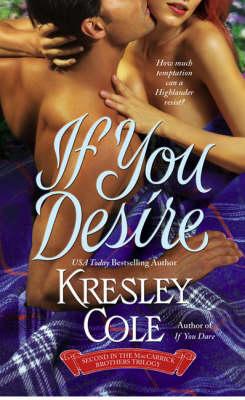 If You Desire book