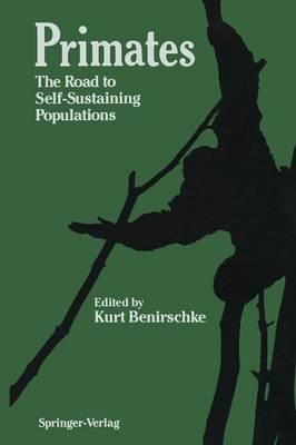 Primates by Kurt Benirschke